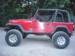 1974jeeps 1993 Jeep YJ