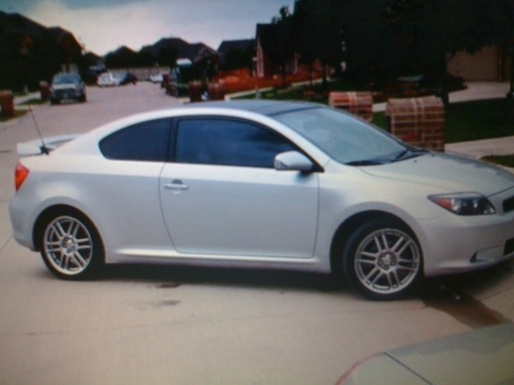 longhornfanatic 2006 Scion tC 11732408