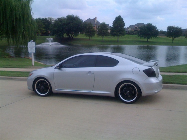 longhornfanatic's 2006 Scion tC