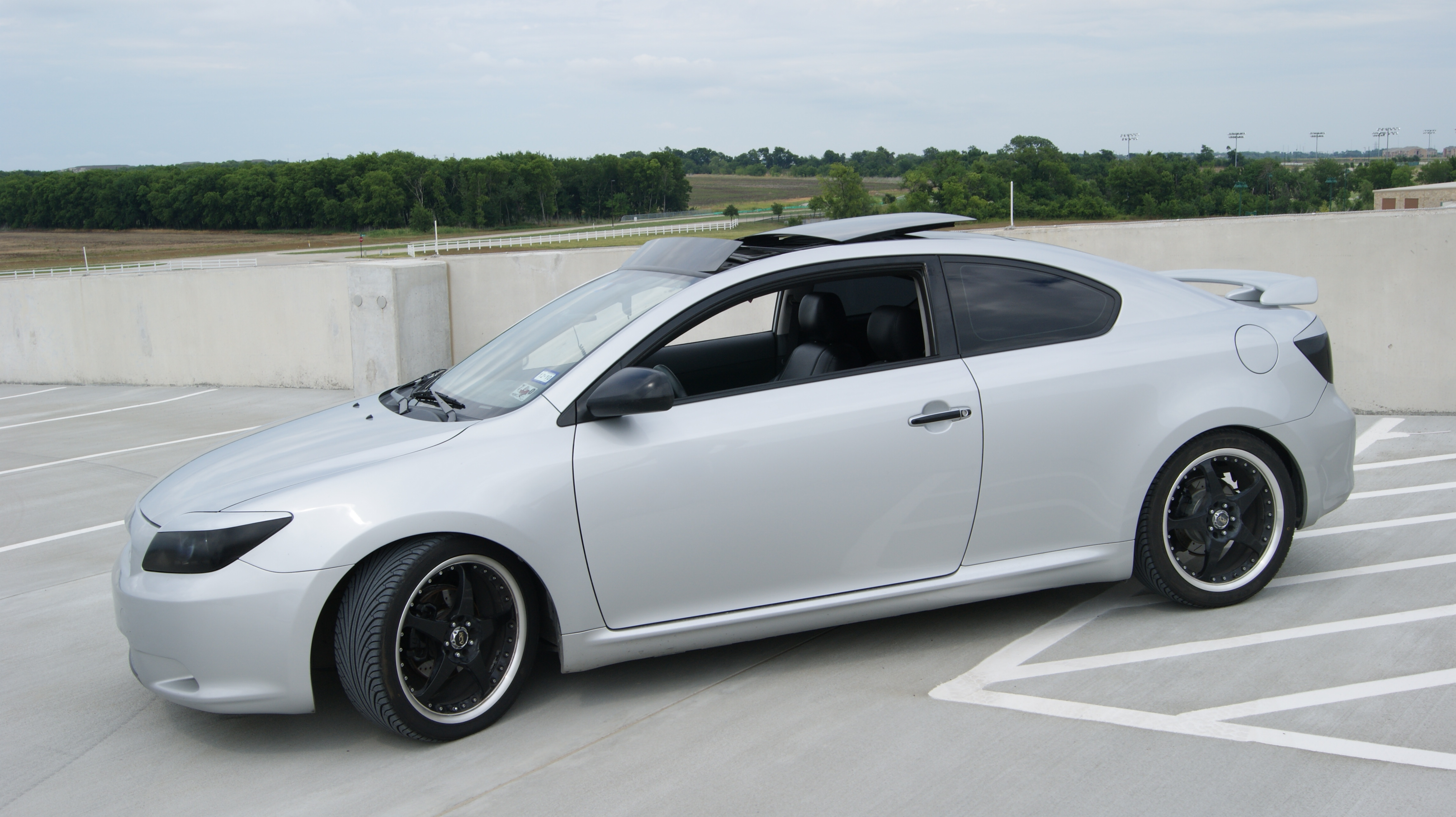 longhornfanatic 2006 Scion tC 11732581
