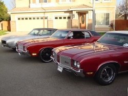 jdiaz-209s 1971 Oldsmobile Cutlass Supreme