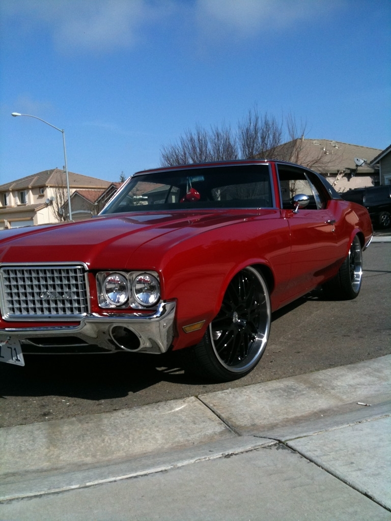 jdiaz-209 1971 Oldsmobile Cutlass Supreme 13111589
