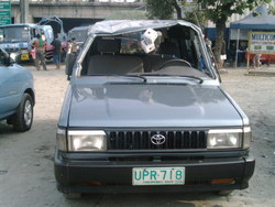 partyphenoms 1997 Toyota Tamaraw