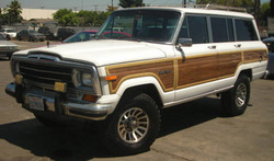 Songman 1990 Jeep Grand Wagoneer