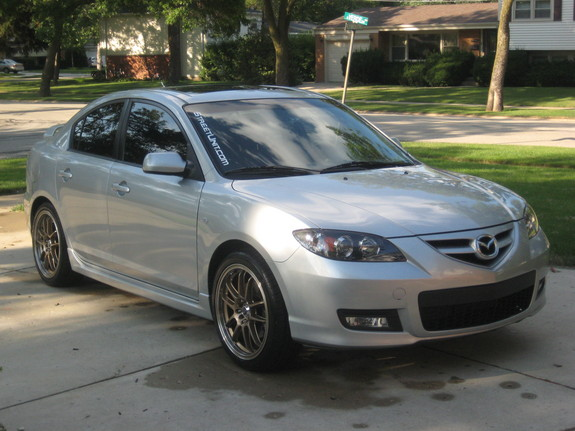 Bsong 2007 Mazda Mazda3 Specs Photos Modification Info