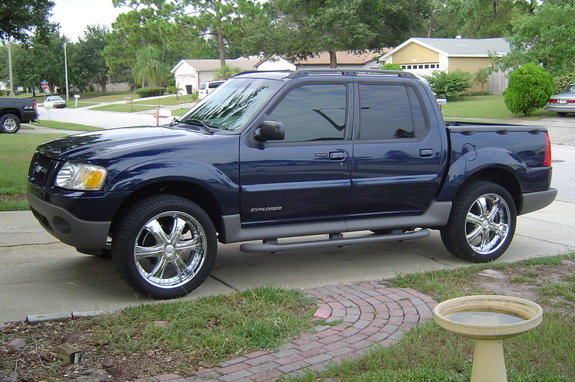 honcr249 2002 ford explorer sport trac specs photos modification. Black Bedroom Furniture Sets. Home Design Ideas