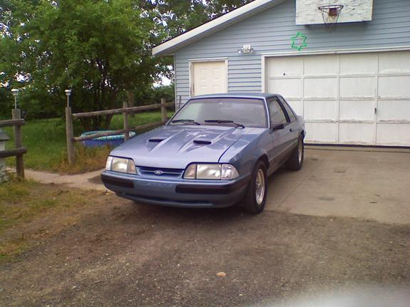 Another chevy-girl 1990 Ford Mustang post... - 11735121