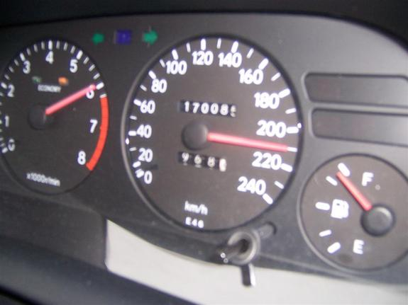 White face Instrument Cluster 31152600084_large