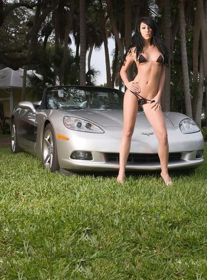 BLACKFROSTT 2008 Chevrolet Corvette 11736968