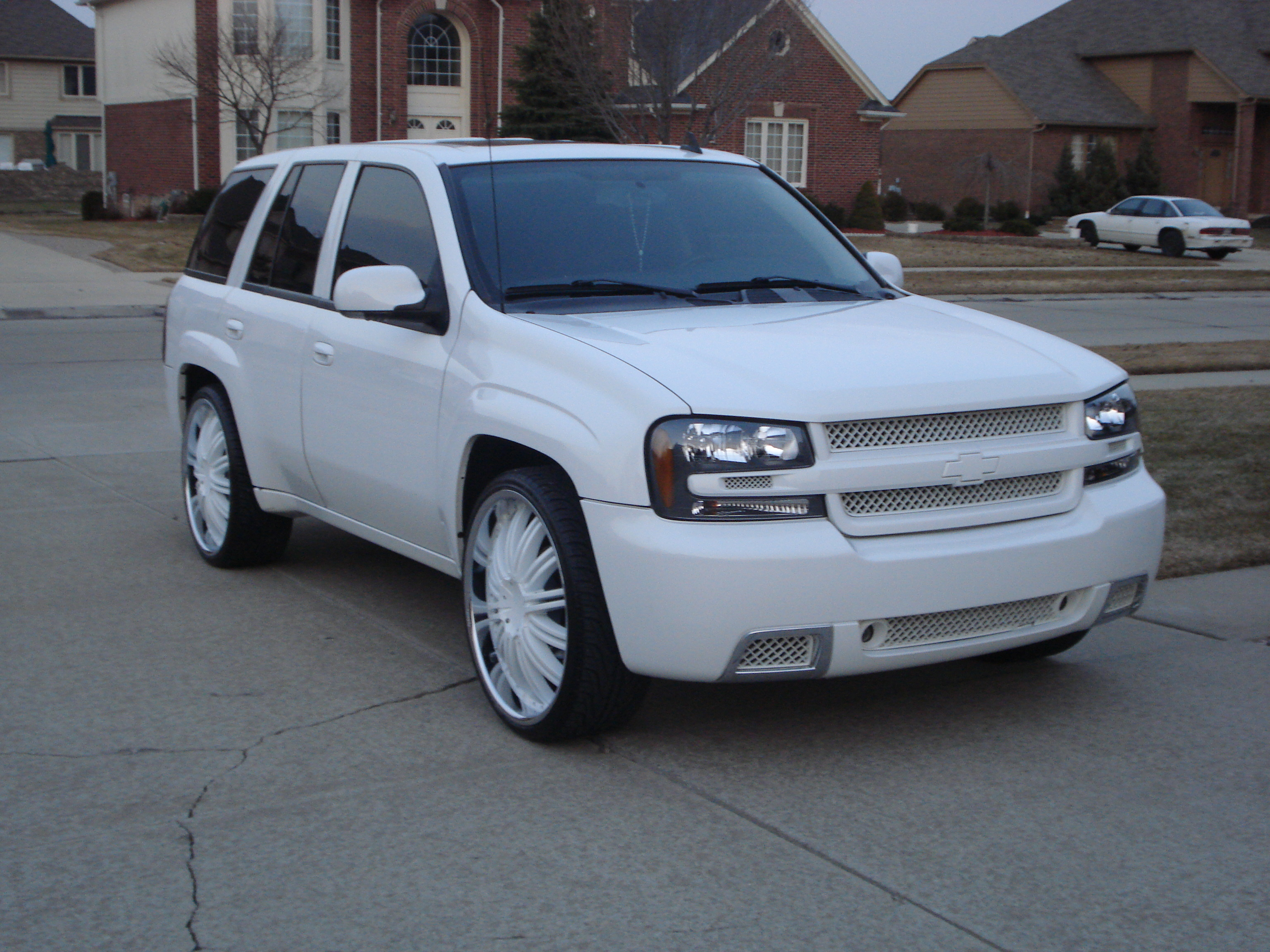 SS_boy_23 2007 Chevrolet TrailBlazer Specs, Photos ...