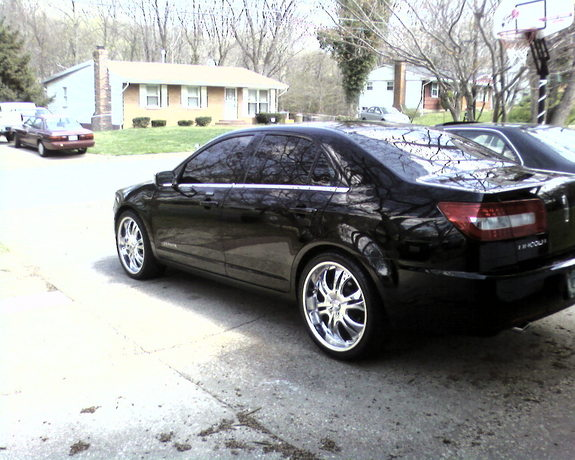 Tint My Ride >> seans_world-2007 2006 Lincoln Zephyr Specs, Photos, Modification Info at CarDomain