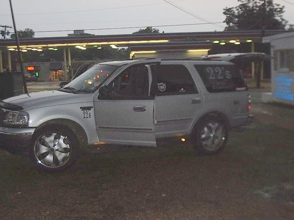 Stunnamane 2001 Ford Expedition