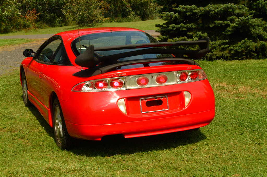 Another ECLIPSEDCELICA1 1996 Mitsubishi Eclipse post... - 11737732