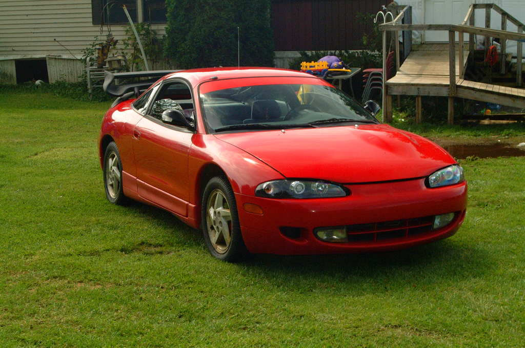 Another ECLIPSEDCELICA1 1996 Mitsubishi Eclipse post... - 11737733