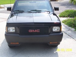 INTL5SPDs 1991 GMC Sonoma Club Cab