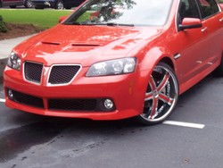 croy4lifes 2008 Pontiac G8