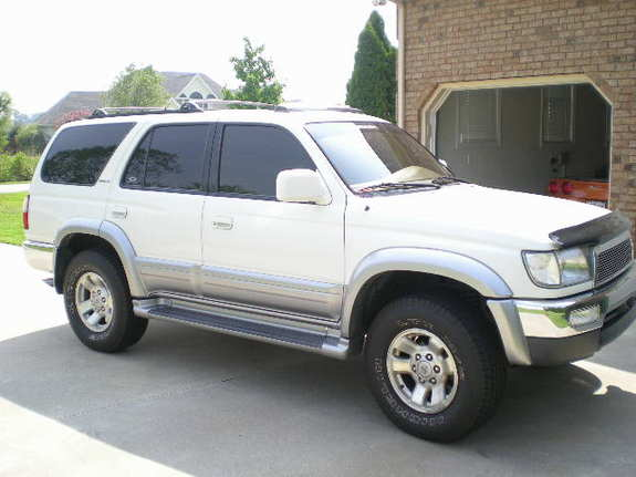 Another AaronSpargur 1996 Toyota 4Runner post... - 11837396