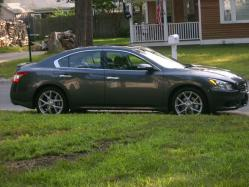 GmoneySpecVs 2009 Nissan Maxima