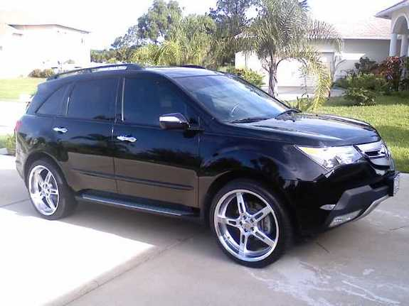 keywestgator 2007 acura mdx specs photos modification info at cardomain. Black Bedroom Furniture Sets. Home Design Ideas