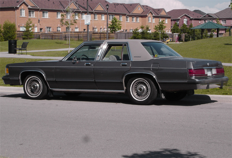 AEstang 1991 Mercury Grand Marquis Specs Photos Modification