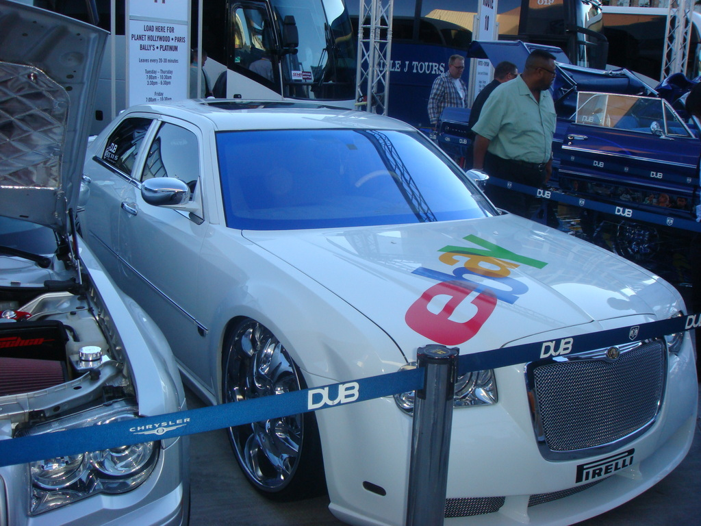 Another Snowhyte 2007 Chrysler 300 post... - 12448335