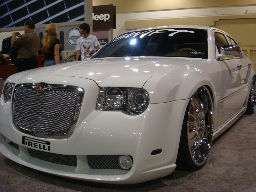 Another Snowhyte 2007 Chrysler 300 post... - 12448336