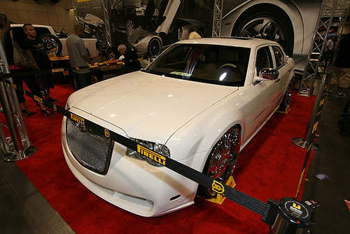 Another Snowhyte 2007 Chrysler 300 post... - 12448345