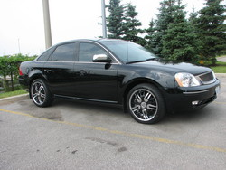 Cezin 2007 Ford Five Hundred