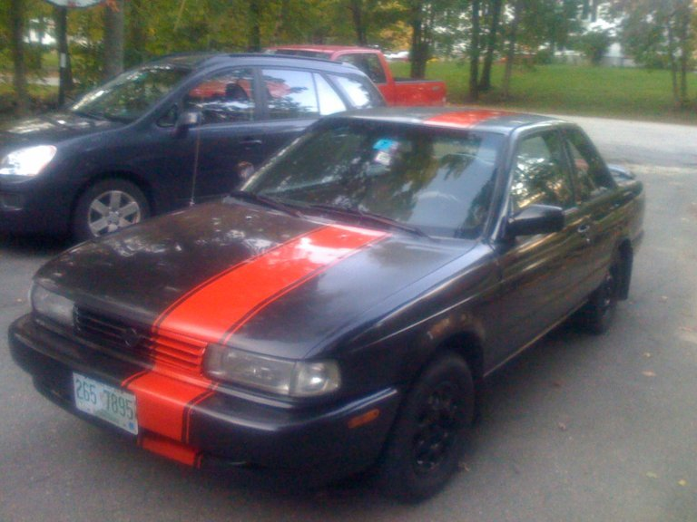 Another irocz3 1991 Nissan Sentra post... - 11743233