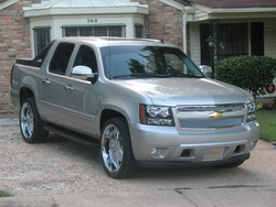 wize_guys_custom 2008 Chevrolet Avalanche