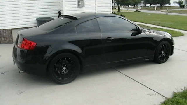 team punisher 2006 infiniti gg35 coupe 2d specs photos modification info at cardomain. Black Bedroom Furniture Sets. Home Design Ideas