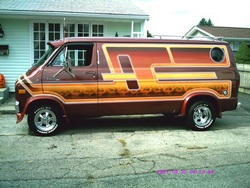 LP-Comet 1978 Dodge B-Series
