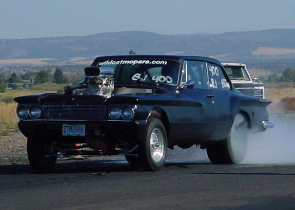mrhemi4speed's 1962 Dodge Lancer
