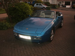 ste1ms 1991 Porsche 944