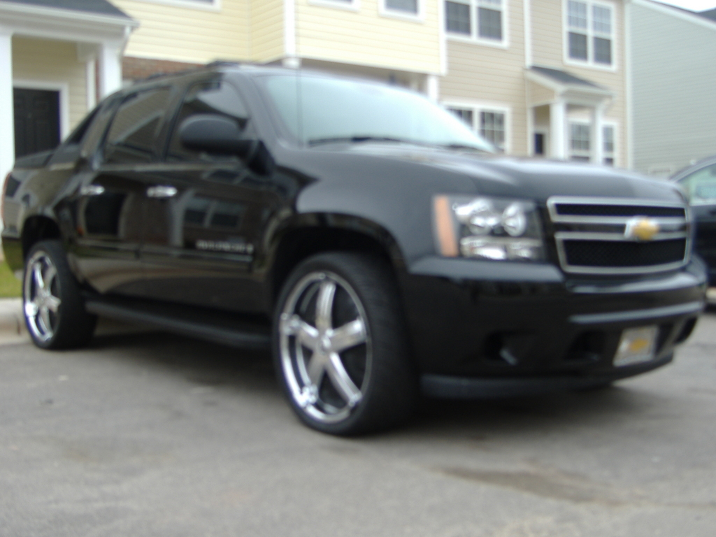 imdaone 2008 chevrolet avalanche specs photos. Black Bedroom Furniture Sets. Home Design Ideas