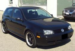 Dan-schummers 2001 Volkswagen Golf