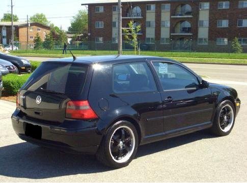 schummer  volkswagen golf specs  modification info  cardomain