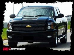 metalsystem761s 2007 Chevrolet Silverado 1500 Crew Cab