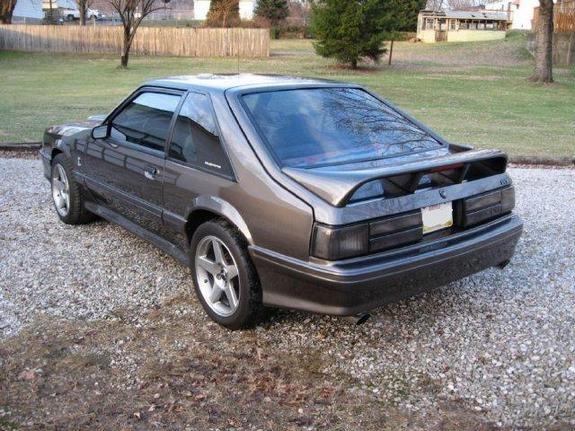 Another keesor 1991 Ford Mustang post... - 9434144