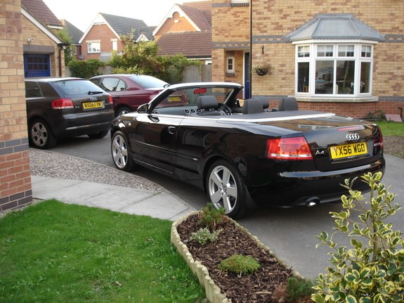 Another anferny 2006 Audi A4 post... - 9433135