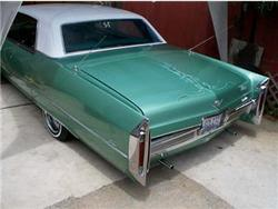 devilishdevilles 1966 Cadillac DeVille