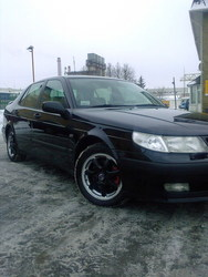 Stasovichs 2000 Saab 9-5