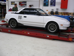 BB_AE86s 1986 Toyota MR2