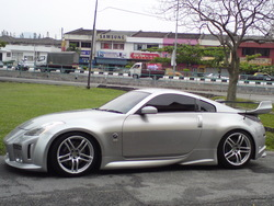 mafrm69686s 2004 Nissan 350Z