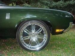 MrScrapper72s 1972 Oldsmobile Cutlass Supreme