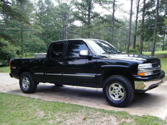 georgiachevy53 2001 chevrolet silverado 1500 regular cab. Black Bedroom Furniture Sets. Home Design Ideas