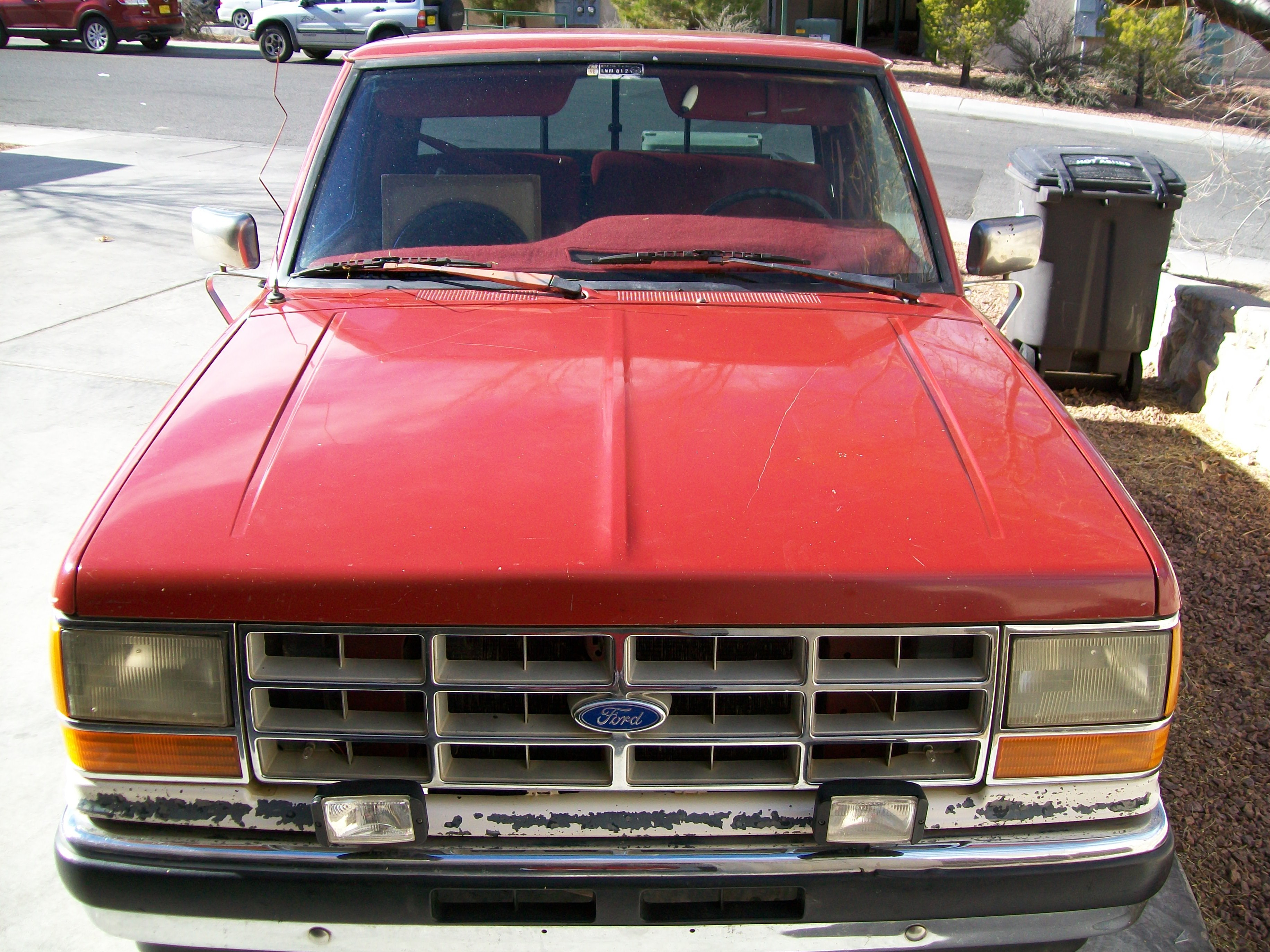 Another Pitstick 1989 Ford Ranger Regular Cab post... - 11755167