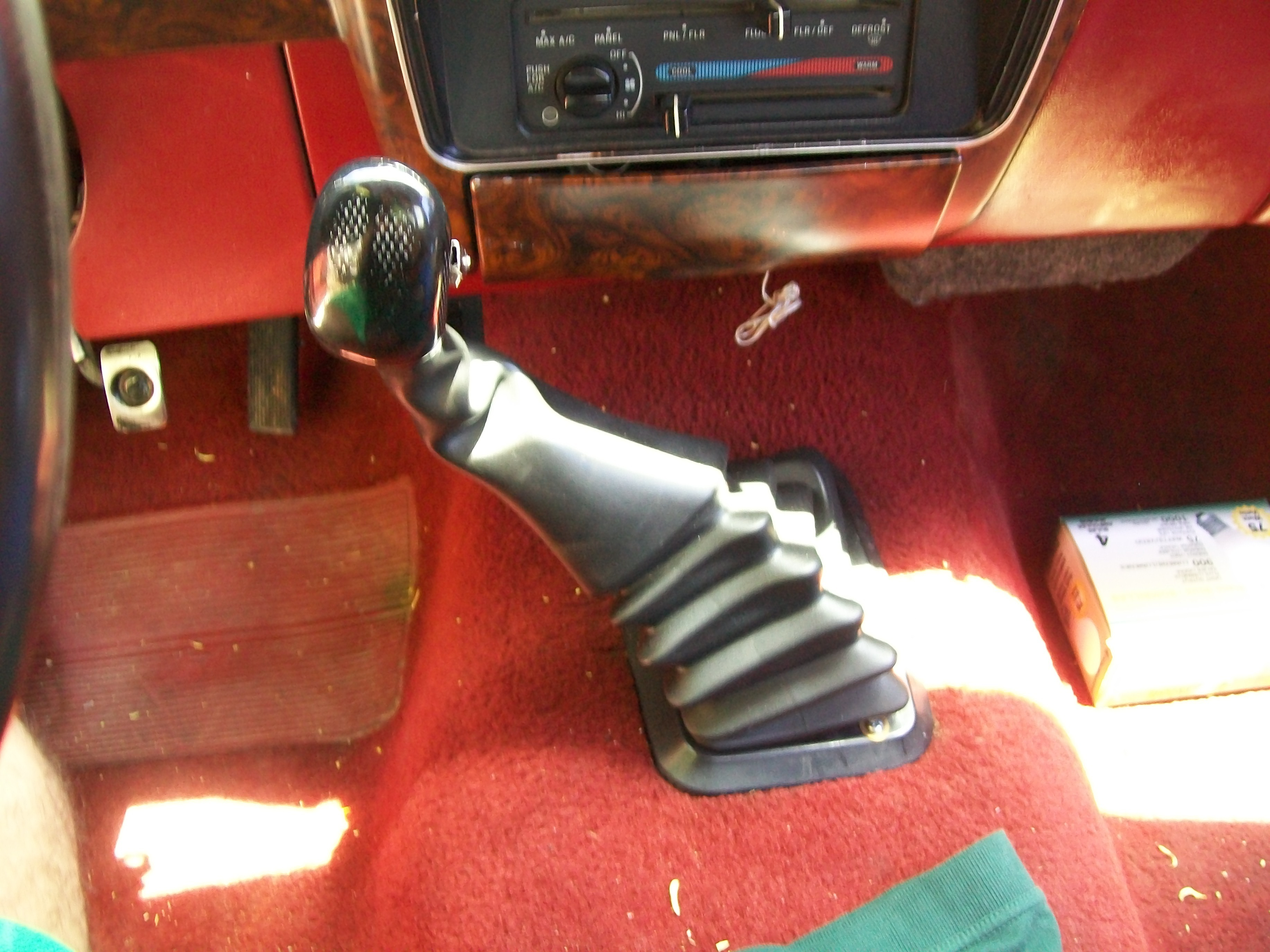 Another Pitstick 1989 Ford Ranger Regular Cab post... - 11755177