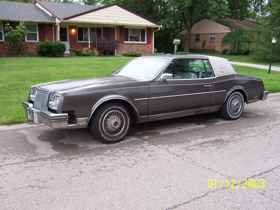 wittapp 1984 buick riviera specs photos modification. Black Bedroom Furniture Sets. Home Design Ideas