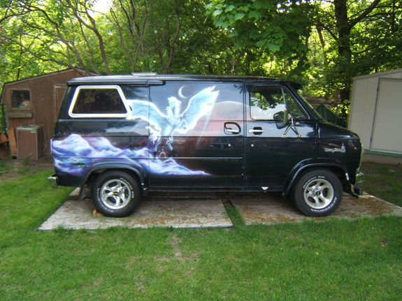 Chevrolet G10 Shorty Van ✓ All About Chevrolet